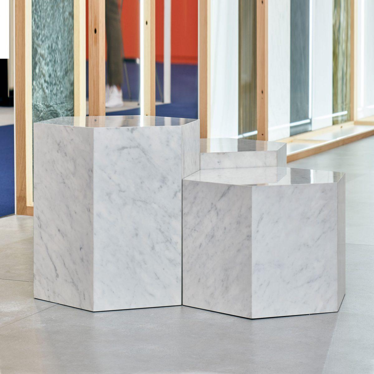 Grandi Marmi – Bianco Elegante